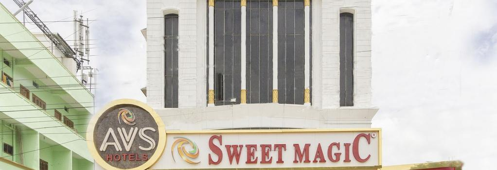 Fabhotel Avs Gachibowli Extn - Hyderabad - Building