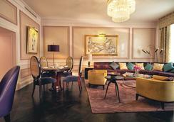 Belmond Grand Hotel Europe - เซนต์ปีเตอร์สเบิร์ก - ห้องนอน