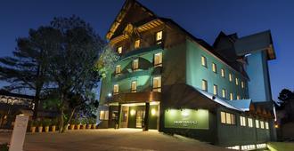 Hotel Laghetto Viale - กรามาโด - อาคาร