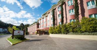 Hotel Laghetto Siena - กรามาโด - อาคาร