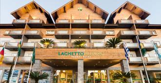 Hotel Laghetto Pedras Altas - กรามาโด - อาคาร