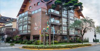 Hotel Laghetto Stilo Centro - กรามาโด - อาคาร