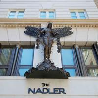 The Nadler Soho Exterior detail