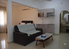Appart Hotel Moulk Center - จิบูตี - เลานจ์