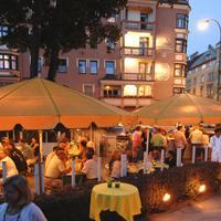 Leipziger Hof Innsbruck Garden Bar