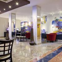 Hotel Puerta de Toledo Lobby View