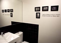 The Art Inn Lisbon - ลิสบอน - ห้องน้ำ