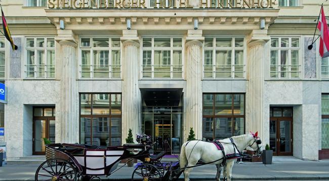 Steigenberger Hotel Herrenhof - Vienna - Building