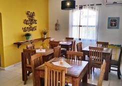 Pousada do Village - รีโอเดจาเนโร - ร้านอาหาร