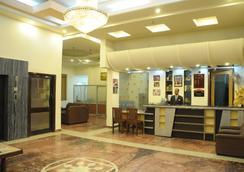 Hotel Ganga Ratan - อักกรา - ล็อบบี้