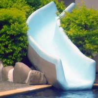 Trans International Hotel Waterslide