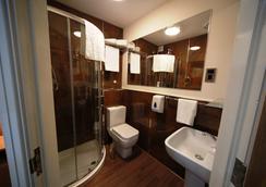 Le Ville Hotel - แมนเชสเตอร์ - ห้องน้ำ
