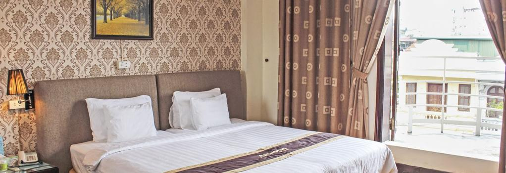 A25 Hotel Giang Vo - Hanoi - Bedroom