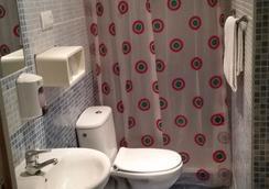 Hostal Navarra - ซาราโกซา - ห้องน้ำ