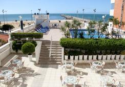 Hotel Sonata de Iracema - ฟอร์ทาเลซ่า - สระว่ายน้ำ