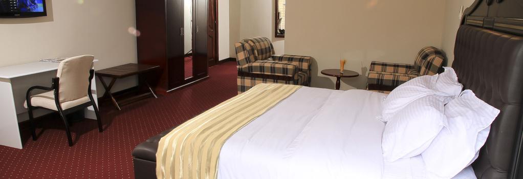 New Agena Hotel - Bujumbura - Bedroom
