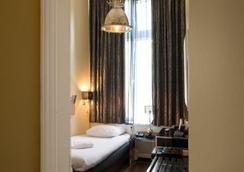 Hotel Sint Nicolaas - อัมสเตอร์ดัม - ห้องนอน