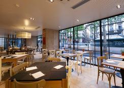 Royal Ramblas - บาร์เซโลน่า - ร้านอาหาร