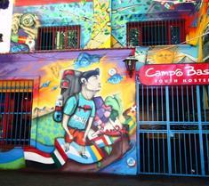 Campo Base Youth Hostel