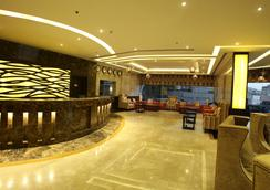 Golden Ocean Hotel - โดฮา - ล็อบบี้