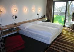Designhotel Überfluss - เบรเมน - ห้องนอน