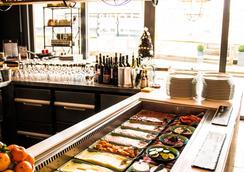 Designhotel Überfluss - เบรเมน - ร้านอาหาร