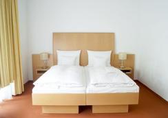 HSH Hotel Apartments Mitte - เบอร์ลิน - ห้องนอน