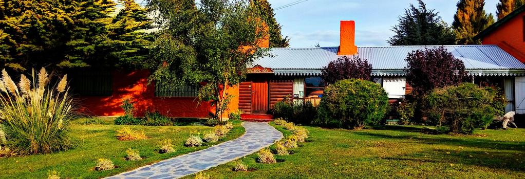 La Loma Hotel - El Calafate - Outdoor view