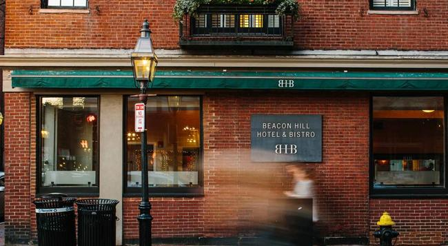 Beacon Hill Hotel & Bistro - Boston - Building