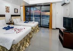 The Beach House Resort Boracay - มาเล - ห้องนอน