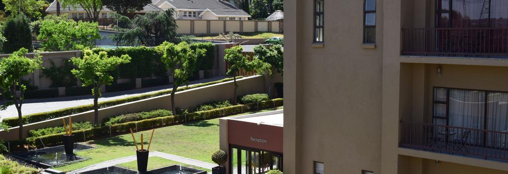 Hotelian - St Andrews Hotel and Spa - Johannesburg - Building