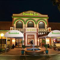 Roomba Inn & Suites at Old Town Hotel Front - Evening/Night