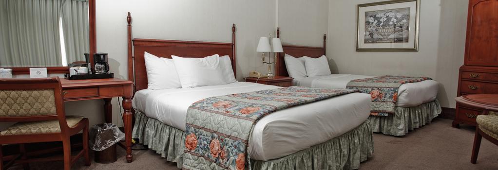 Travelodge Hotel Niagara Falls Fallsview - Niagara Falls - Bedroom