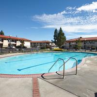 Sandman Santa Rosa Outdoor Pool
