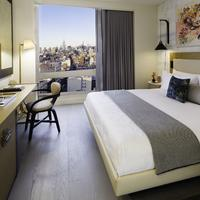 Hotel 50 Bowery Nyc Guestroom