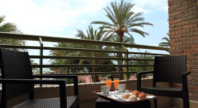 Hotel Albahia - Alicante - Bedroom