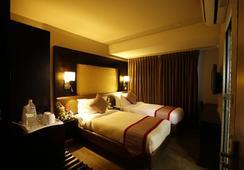 Platinum Hotel & Spa - กาฐมาณฑุ - ห้องนอน