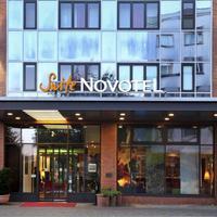 Novotel Suites Berlin City Potsdamer Platz Hotel Entrance