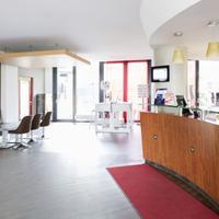 Novotel Suites Berlin City Potsdamer Platz Reception