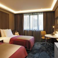 Tangla Hotel Brussels Guestroom