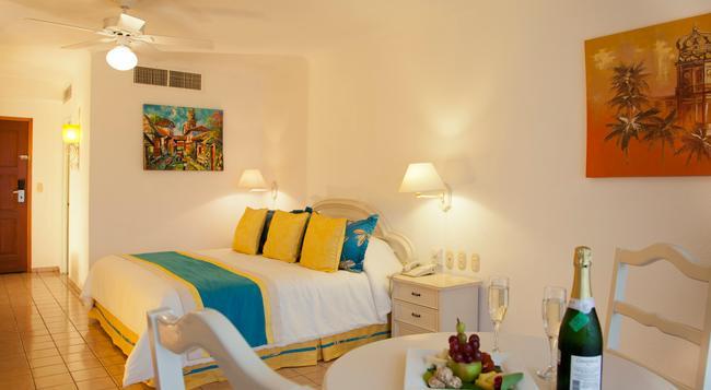 Villa Del Palmar Beach Resort And Spa, Puerto Vallarta - Puerto Vallarta - Bedroom