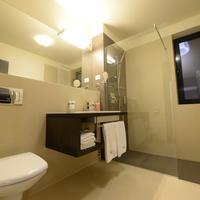 Hotel Galaxy Bathroom Shower