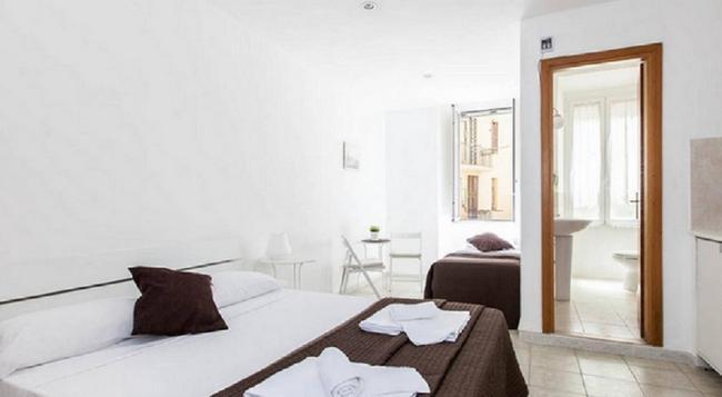 Al Colosseo 8l - Rome - Bedroom