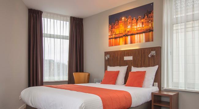 Linden Hotel - Amsterdam - Bedroom