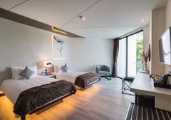 Mera Mare Hotel - พัทยา - ห้องนอน
