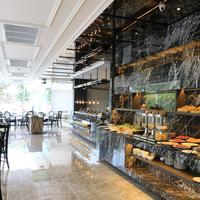 Mera Mare Hotel Breakfast Area
