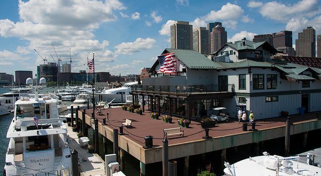 Boston Yacht Haven - Boston - Building