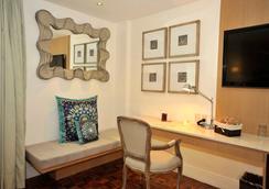 Maria Condesa Hotel & Suites - เม็กซิโกซิตี้ - ห้องนอน