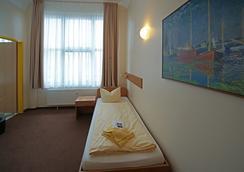 Hotel Siegfriedshof - เบอร์ลิน - ห้องนอน
