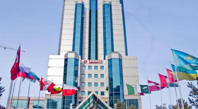Ramada Plaza Astana - Astana - Building
